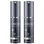 2x asap Firming Eye Lift 15ml