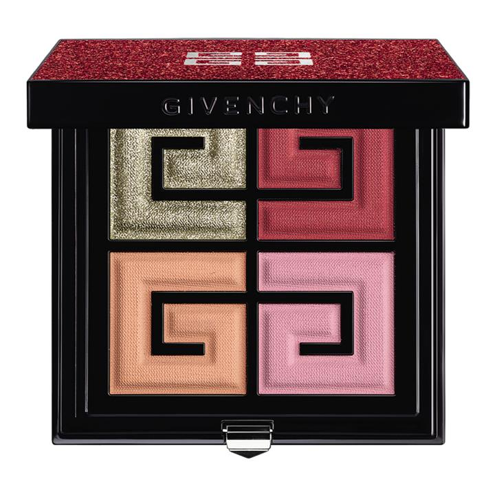 GIVENCHY Red Line Edition Quatuor Face and Eye Palette (Limited Edition)