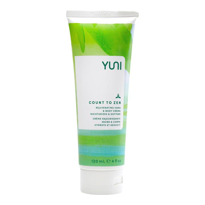 Yuni Beauty Count to Zen Rejuvenating Hand and Body Crème 120ml