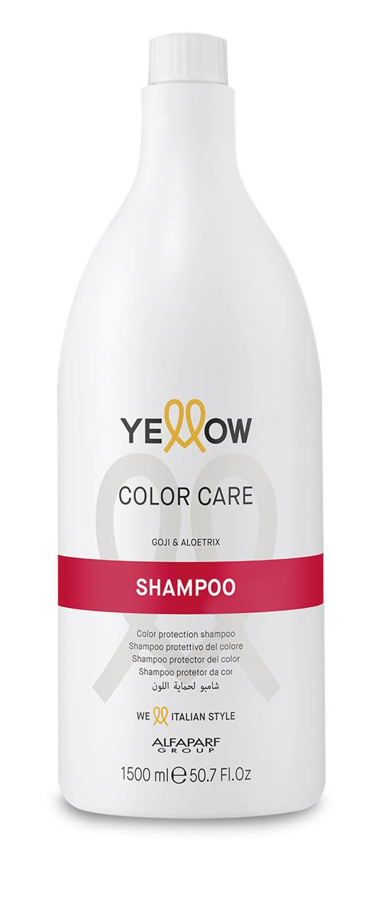 Yellow by Alfaparf Group – Color Shampoo Supersize 1500ml 1500ml