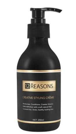 12Reasons Creative Styling Cream 250ml