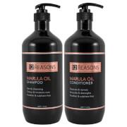 12Reasons Marula Oil Shampoo and Conditioner Duo – Frizzy Hair