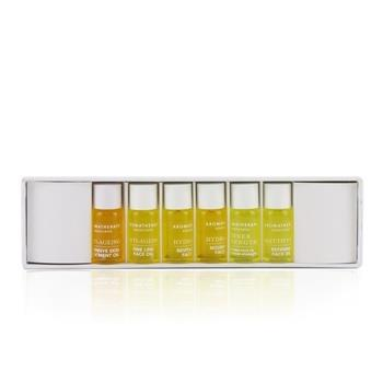 Aromatherapy Associates Face Oil Collection (Six Potent Essential Oil Blends) 6x3ml/0.1oz Skincare