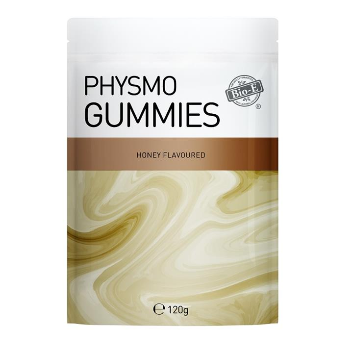 Bio-E Physmo Gummies Honey Flavoured 120g