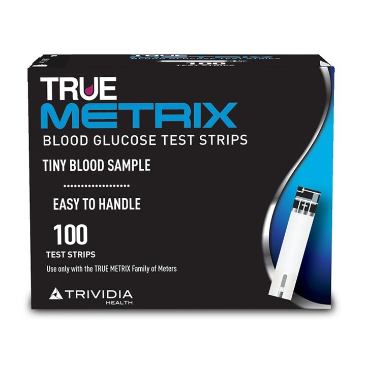 TRUEmetrix Blood Glucose Test Strips X 100