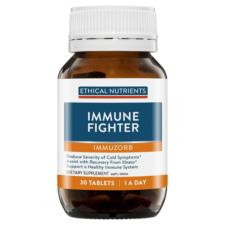 Ethical Nutrients Immuzorb Immune Fighter Tab X 30