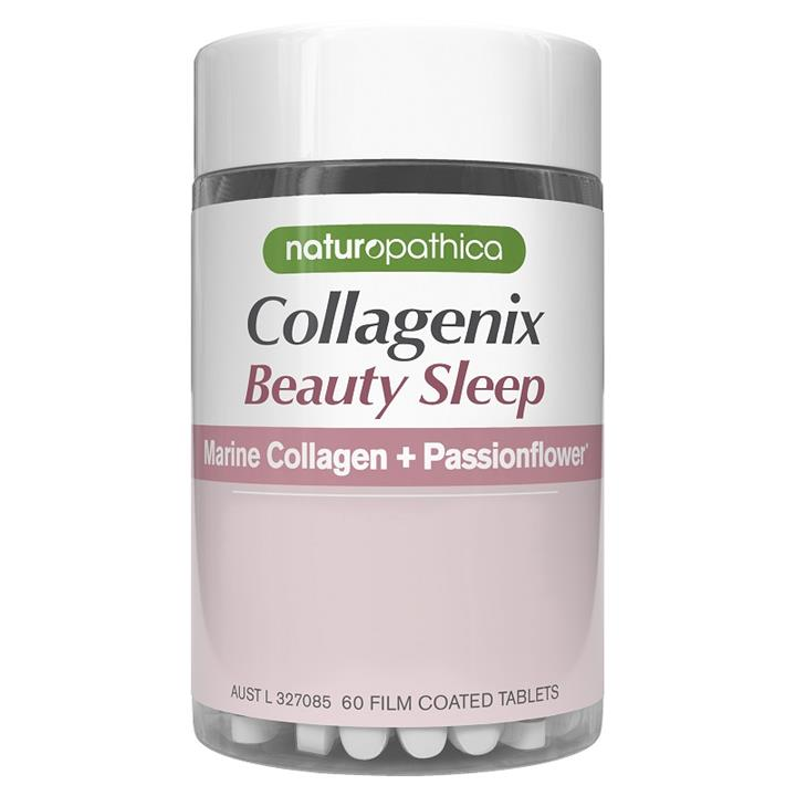 Naturopathica Collagenix Beauty Sleep Tab X 60