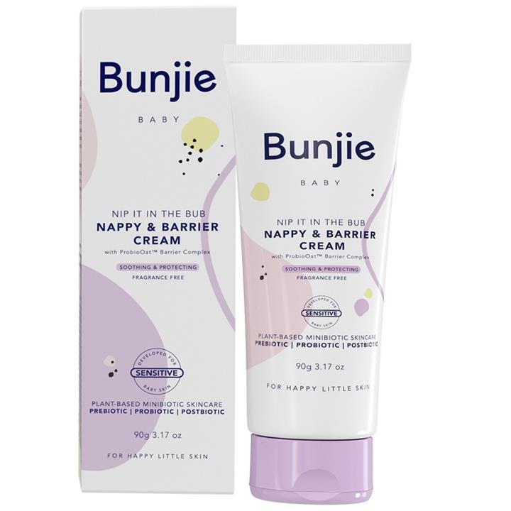 Bunjie Baby Nip It In The Bub Nappy & Barrier Cream 90g
