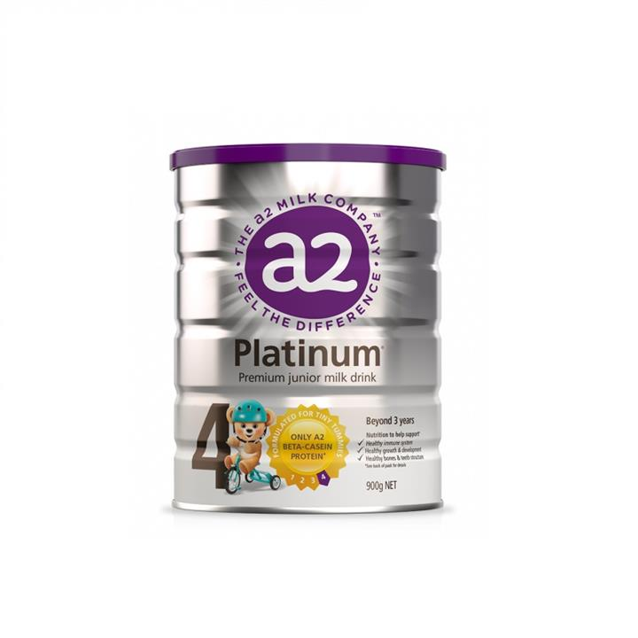 a2 Platinum Premium Junior Milk Drink (Stage 4) 900g