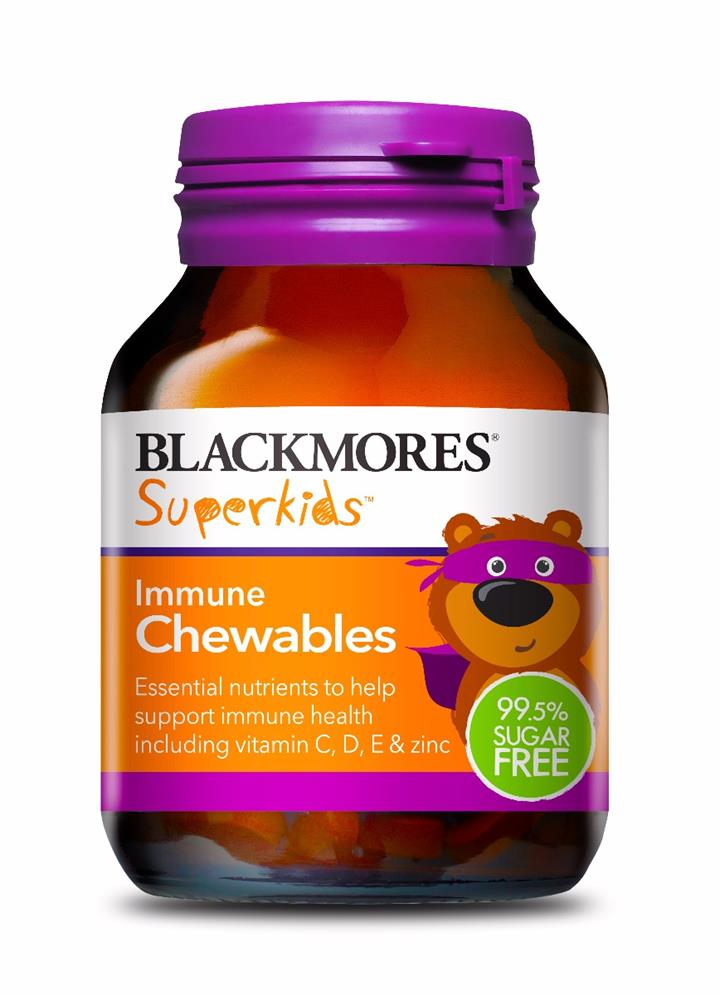 Blackmores Superkids Immune Chewables x 60