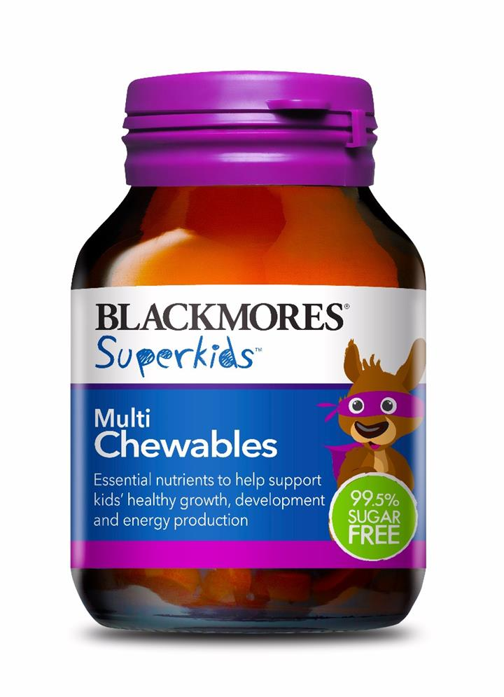 Blackmores Superkids Multi Chewables x 60