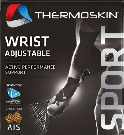 Thermoskin Sports Wrist Adjustable One Size
