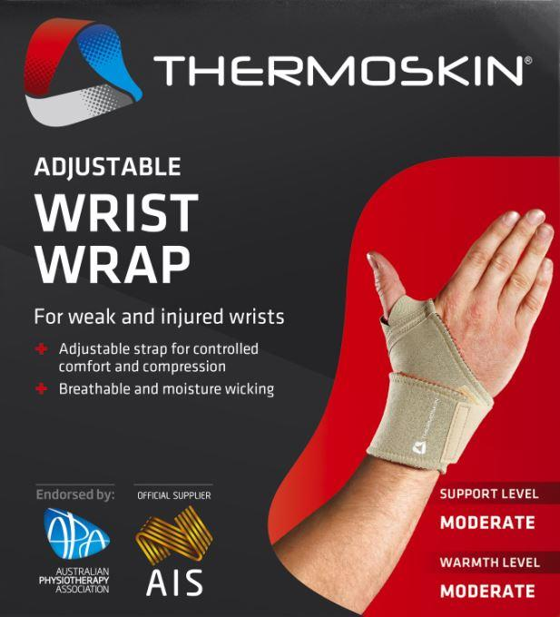Thermoskin Adjustable Wrist Wrap S/M