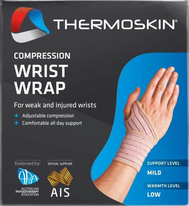 Thermoskin Compression Wrist Wrap One Size