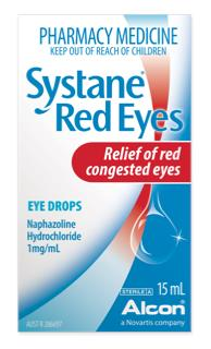 Systane Red Eyes 15ml