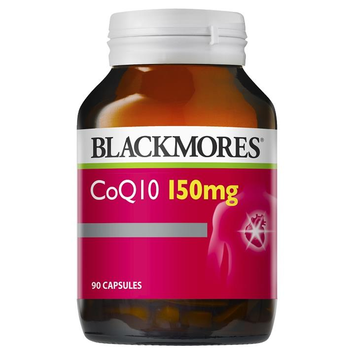 Blackmores CoQ10 150mg Cap X 90
