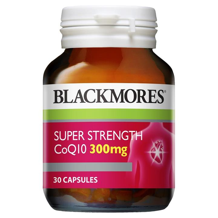 Blackmores Super Strength CoQ10 300mg Cap X 30