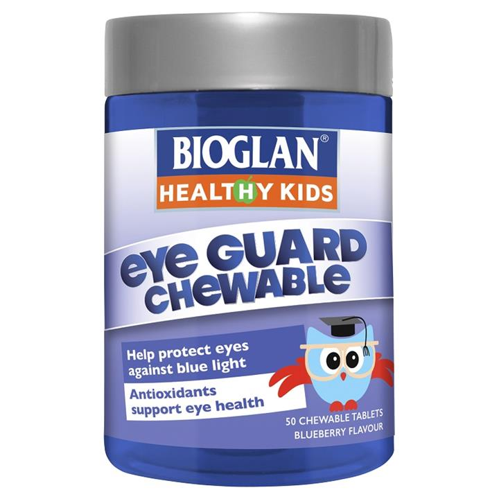 Bioglan Kids Eye Guard Chewable Tab X 50
