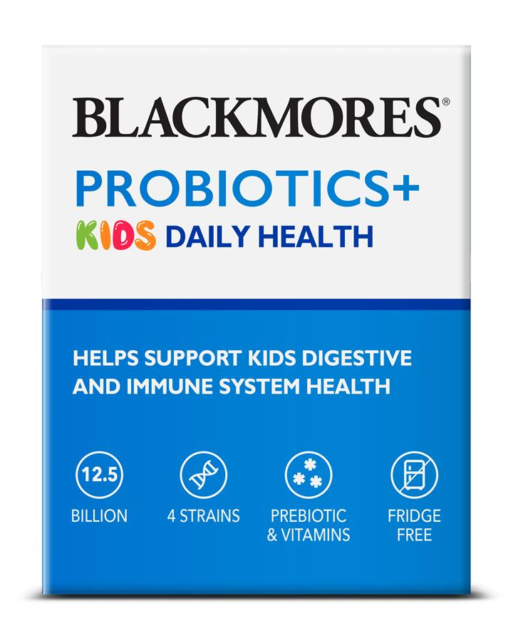 Blackmores Probiotics + Kids Daily Sachet X 30