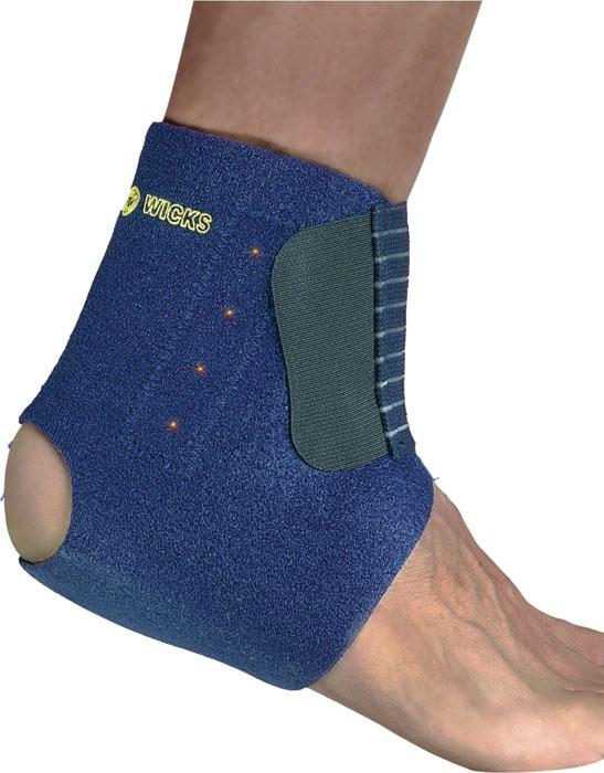 Dick Wicks Activease Magnetic Ankle Support (One Size)