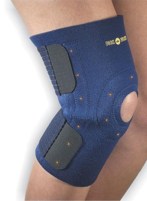 Dick Wicks Activease Magnetic Thermal Knee Support (One Size)