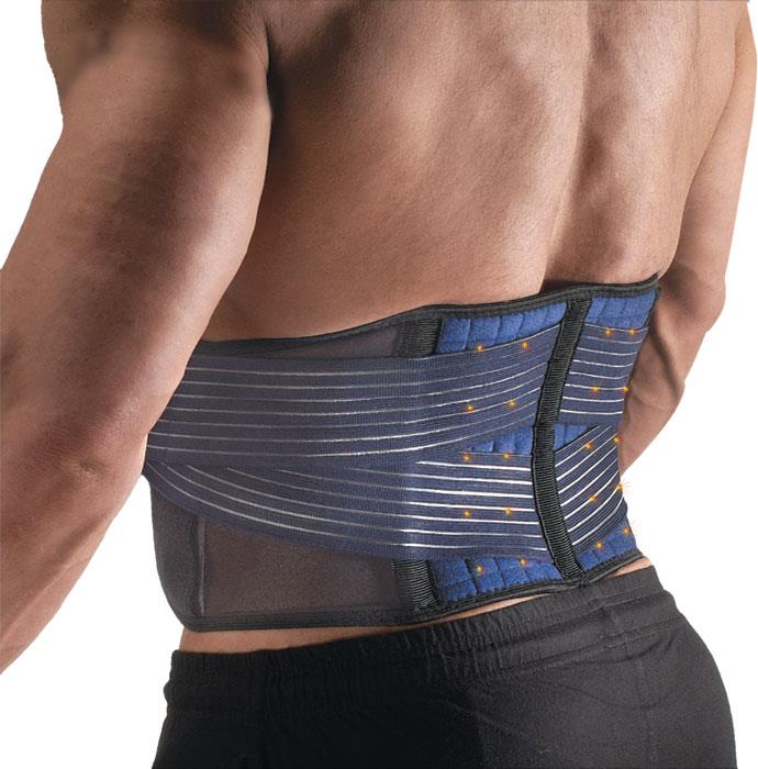 Dick Wicks Activease Magnetic Back Support Small/Medium Waist 95cm