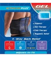 Dick Wicks Activease PLUS Back Support Small/Medium 117cm Unstretched