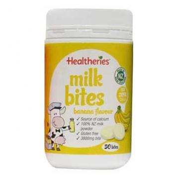 Healtheries Milk Bites (Banana) X 50