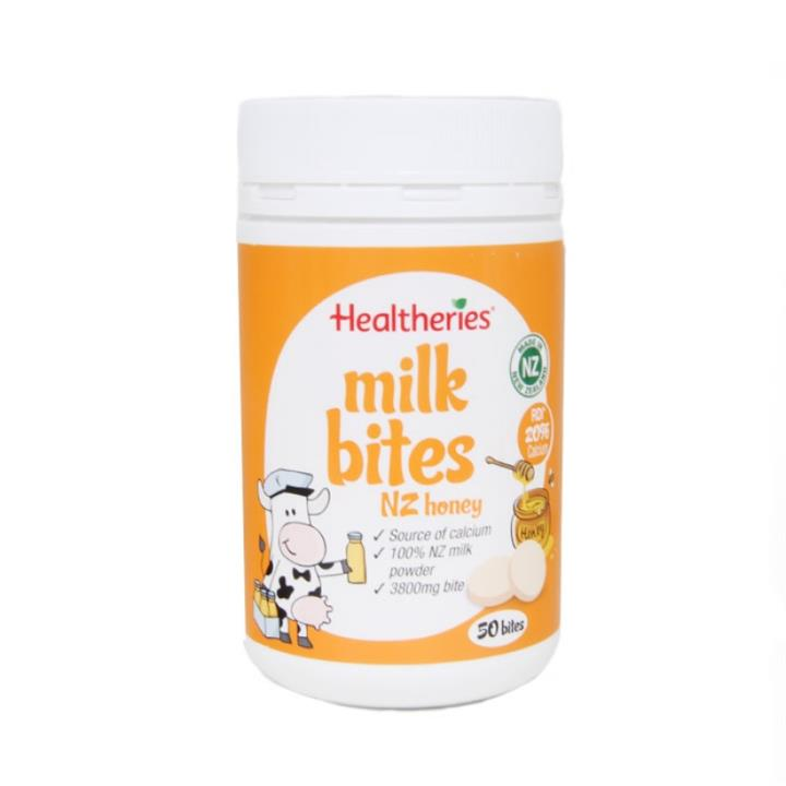 Healtheries Milk Bites (NZ Honey) X 50