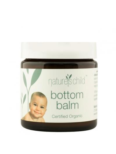 Nature's Child Certified Organic Bottom Balm 40g