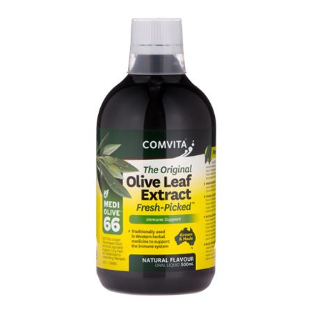 Comvita Olive Leaf Extract Original Flavour 500ml