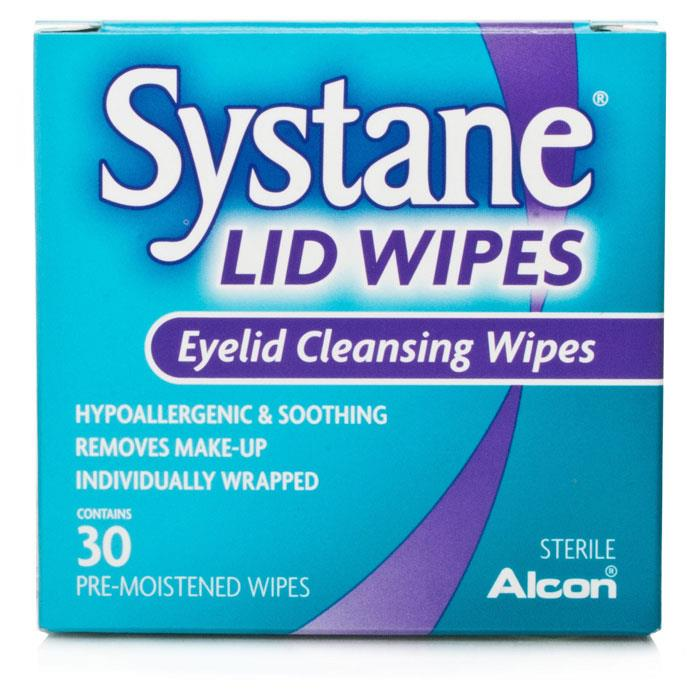 Systane Lid Wipes X 30