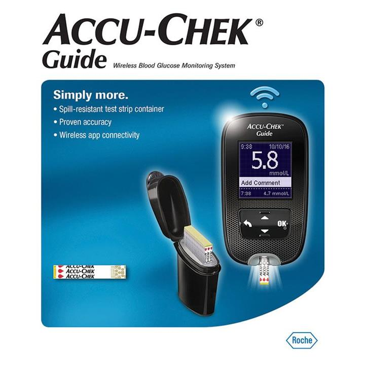 Accu-Chek Guide Meter Kit