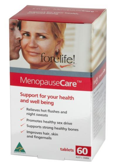 Forelife! Menopause Care Tab X 60