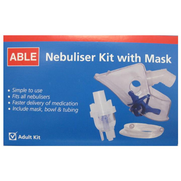Able Nebuliser Kit – Adult