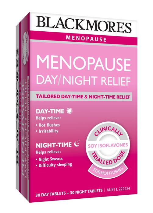 Blackmores Menopause Day/Night Relief Tab X 30