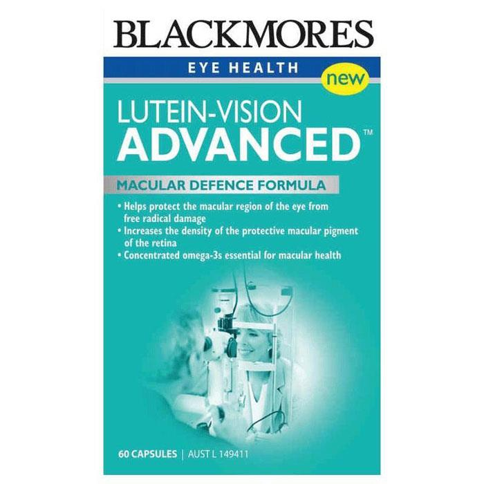 Blackmores Lutein-Vision Advanced Cap X 60