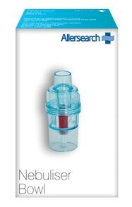 Allersearch Jet Nebuliser Bowl