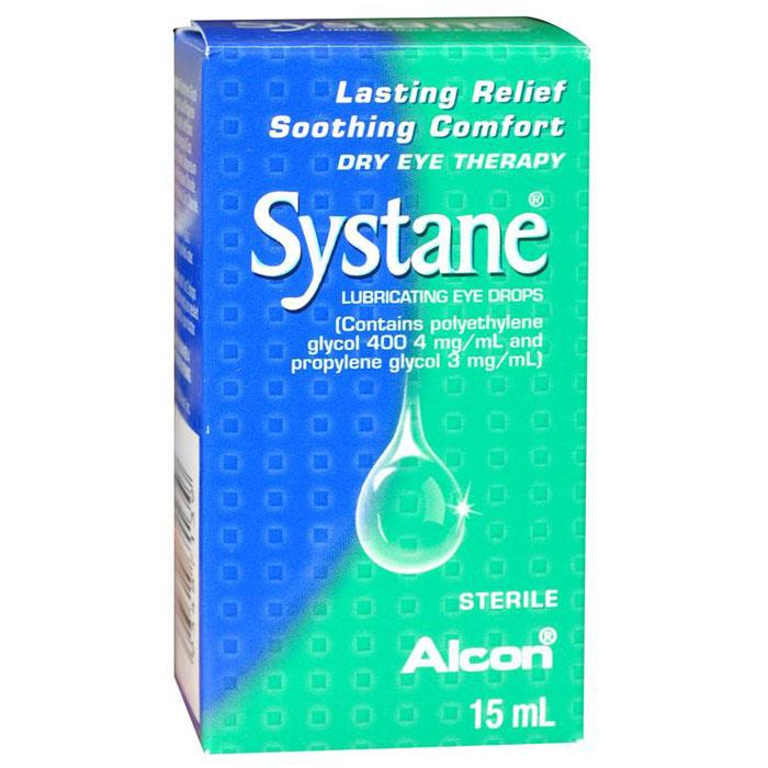 Systane Lubricant Eye Drops 15ml