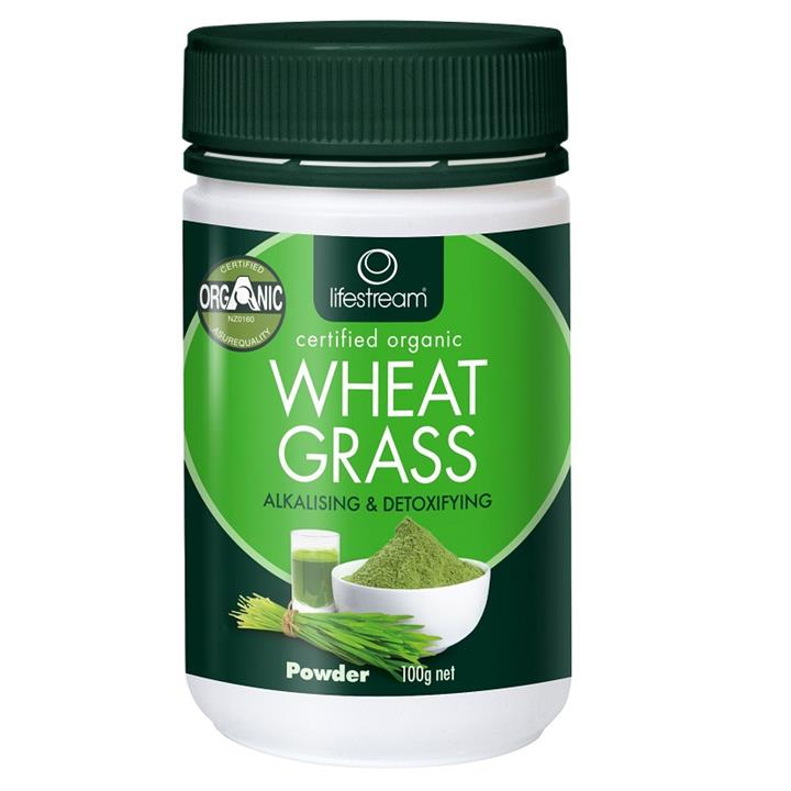 Lifestream Wheat Grass Powder 100g