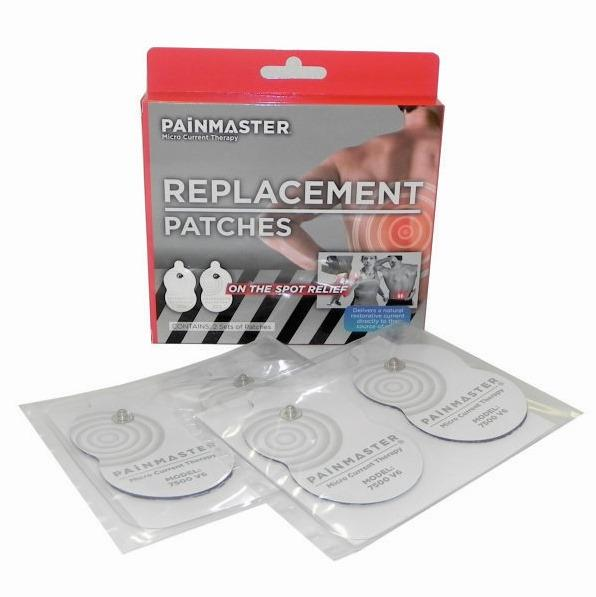 Painmaster Replacement Patches X 2
