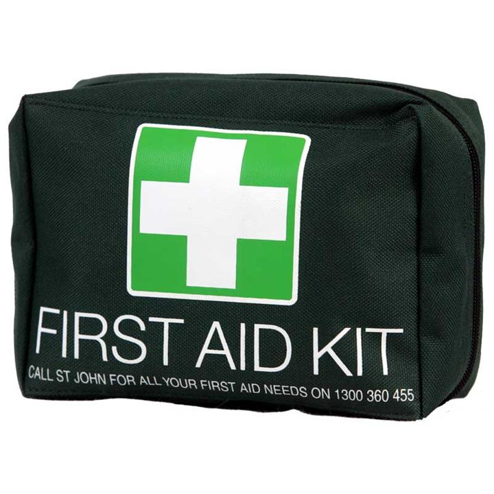 St John First Aid Soft Case (Personal)