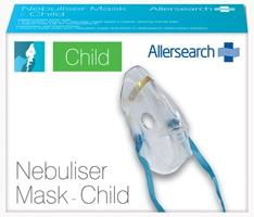 Allersearch Nebuliser Mask Child
