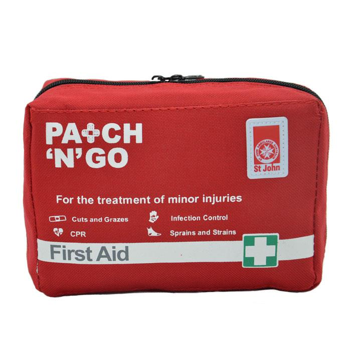 St John First Aid Kit (Patch N Go)