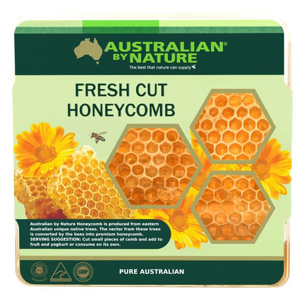 Australian By Nature Fresh Cut Honeycomb in Box
