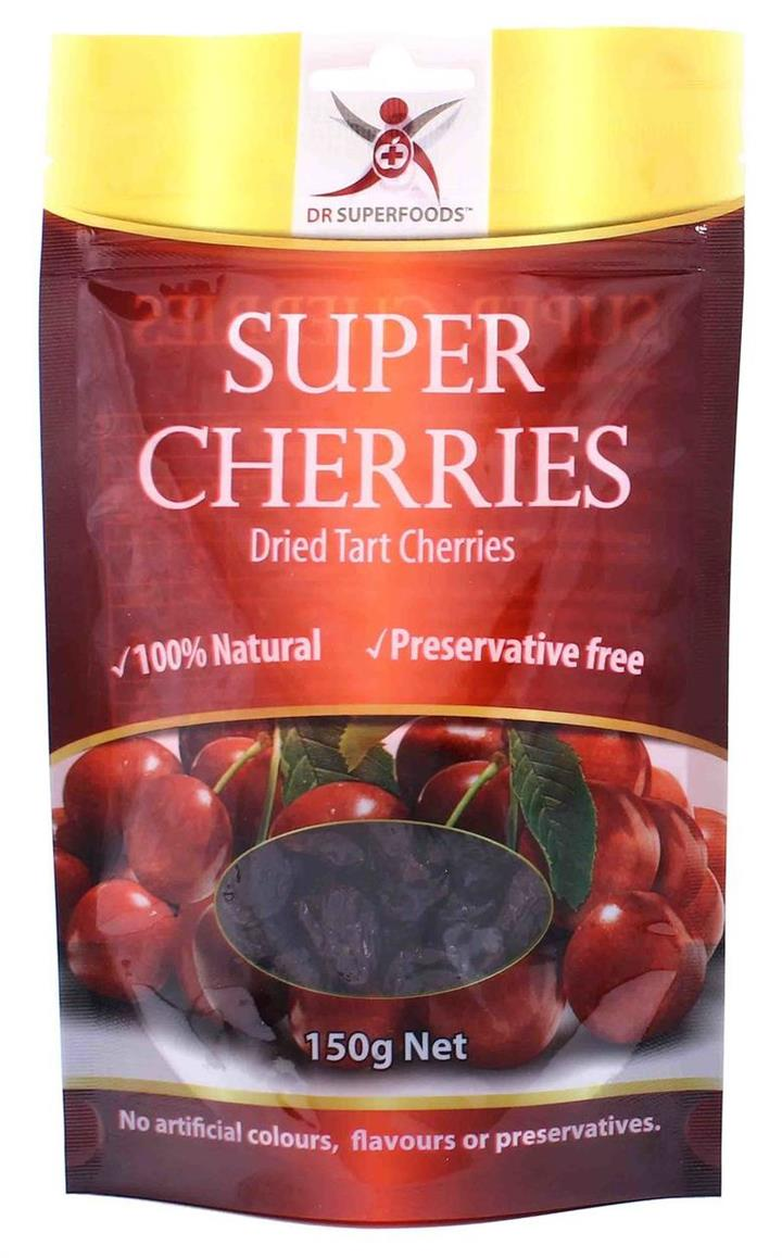 Dr Superfoods Tart Cherries 125g