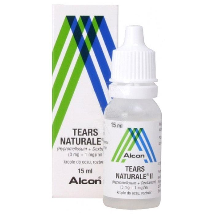 Tears Naturale Artificial Tears Eye Drops 15ml