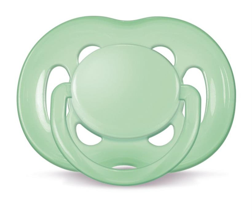 Avent Soother 6-18 Months Free Flow X 2 (Assorted Designs/Colours)