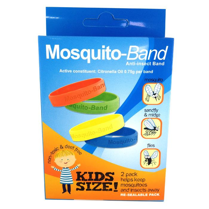 Mosquito-Band Anti-Insect Band Kids Size X 2