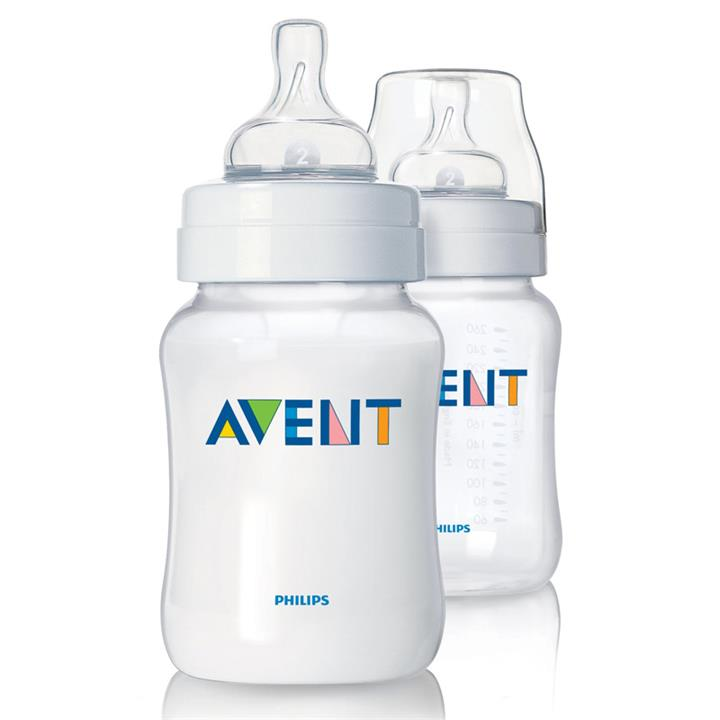 Avent Anti-colic Baby Bottle 260ml X 2